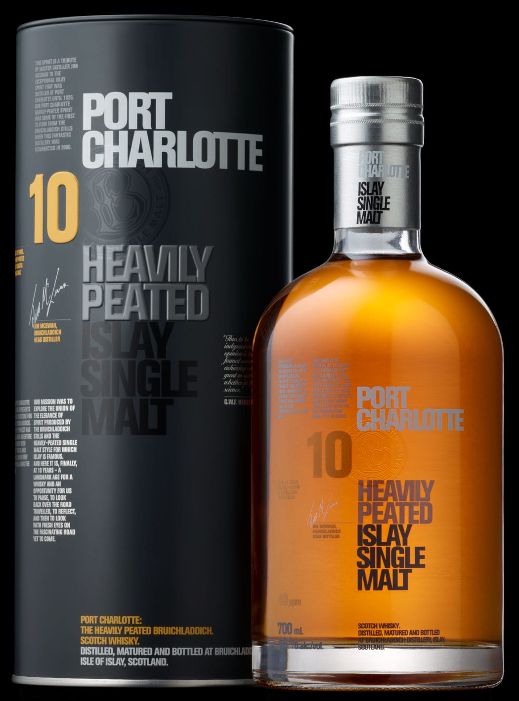 Port Charlotte 10 First limited edition