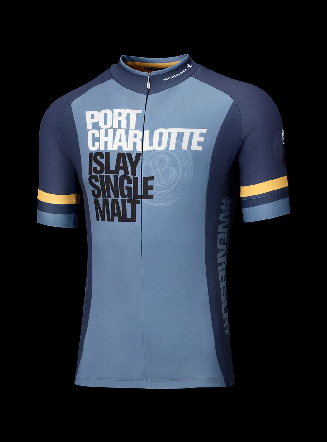 Port Charlotte Mens Cylcling Jersey