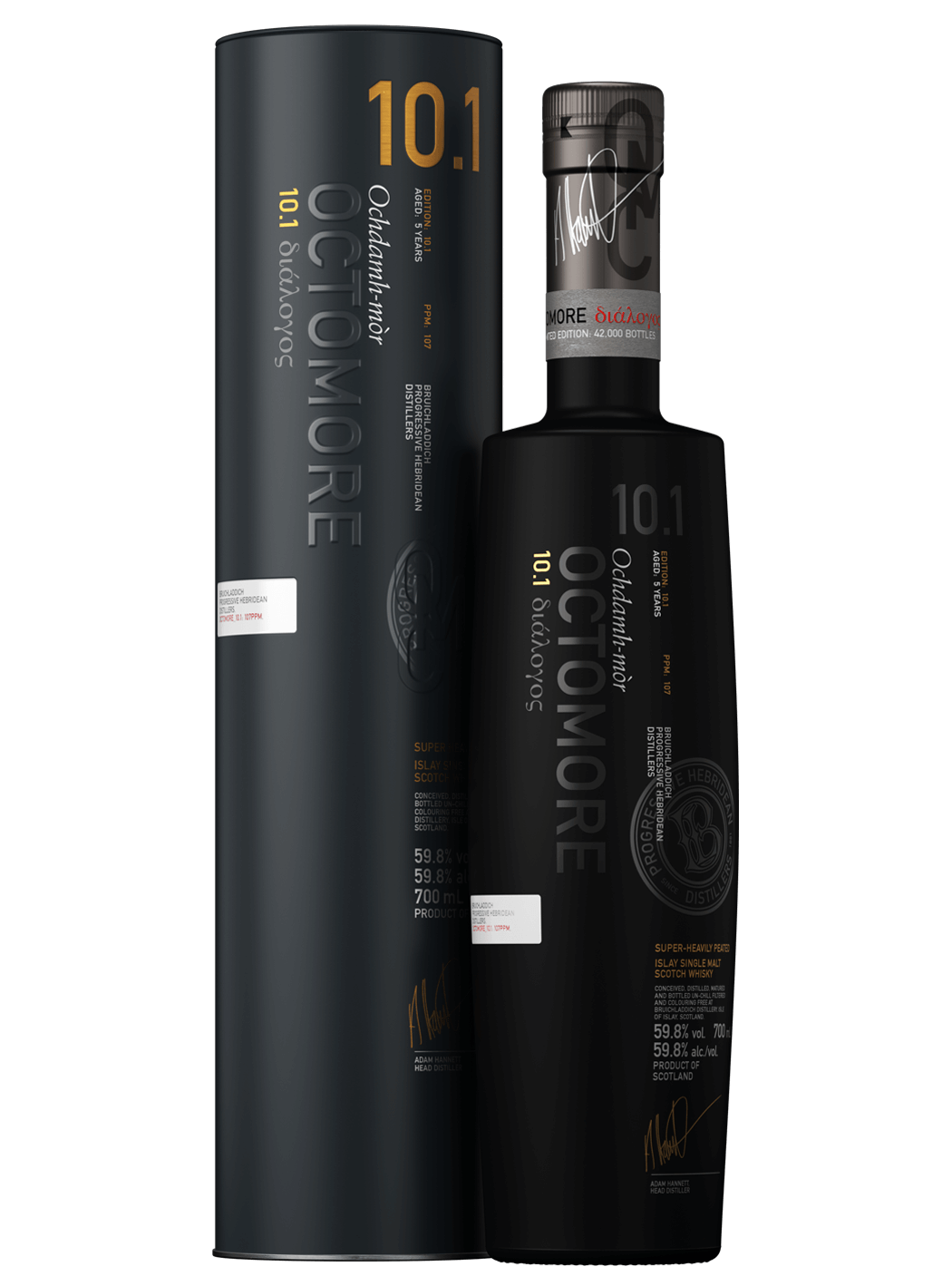 Octomore 10.1