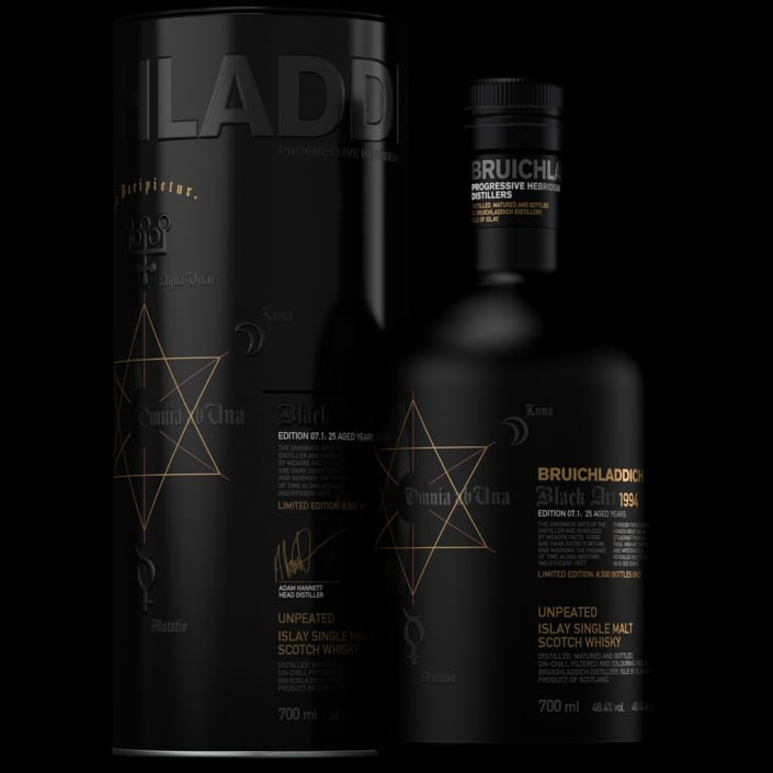 Bruichladdich Black Art 07.1 1994