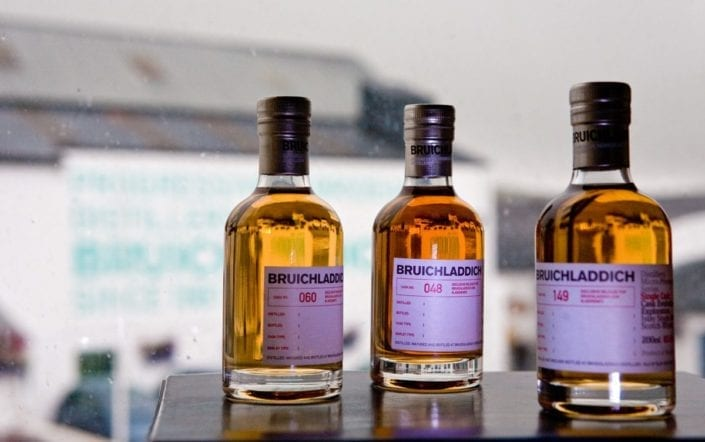 #LaddieMP2 single cask tasting set