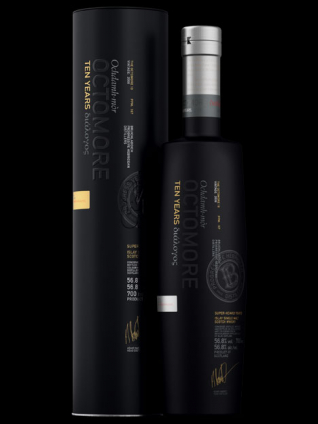 Octomore Ten Years Dialogos