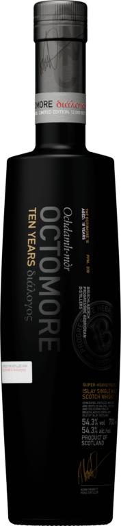 Octomore Ten Years