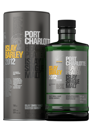 Port Charlotte Islay Barley 2012