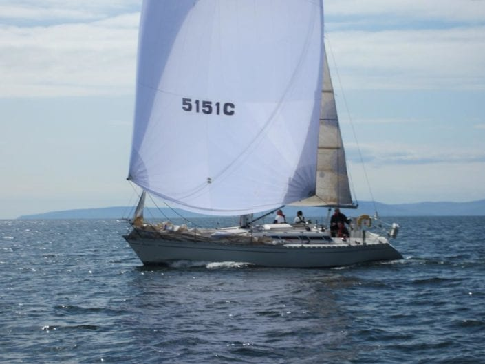 The Clyde Cruising Club Blue Water Trophy