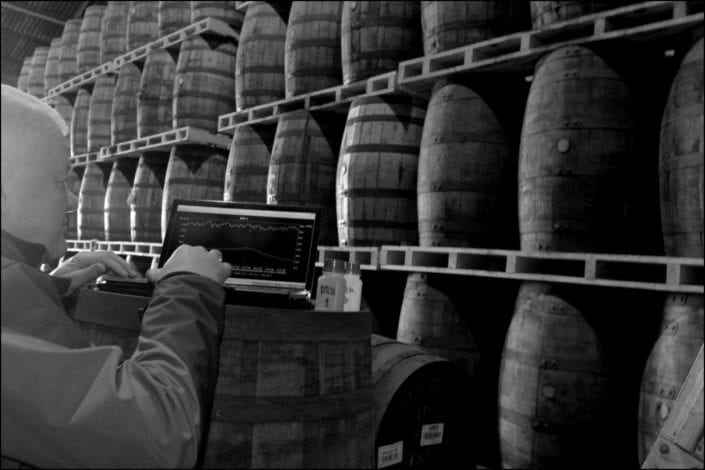 A Research Project into Whisky Maturation